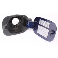 Fuel Gas Door Flap Cover Lid 99-05 VW Jetta MK4 LG5V Royal Blue ~ 1J0 809 857 E