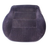 Front Seat Cushion & Cover 99-05 VW Jetta Golf MK4 Dark Grey Cloth Genuine