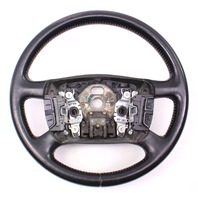 Leather Multifunction Steering Wheel 98-05 VW Passat B5 / 99-05 Jetta GTI MK4 -