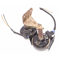 High & Low Tone Horn Set 01-10 VW Beetle - Klaxon Horns & Bracket - Genuine