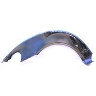RH Front Fender 98-05 VW Beetle - LW5Y Techno Blue - Genuine - 1C0 821 106 D