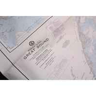 7 Vintage Maps Of Bermuda Island Hamilton Harbor Morehead City Beaufort Inlet
