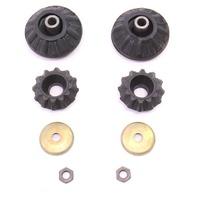 Rear Strut Shock Bushings & Hardware 75-84 VW Jetta Rabbit MK1 171 512 333 / 335