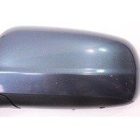 LH Exterior Side View Door Mirror 98-04 VW Passat B5 - LC7V Blue - Genuine
