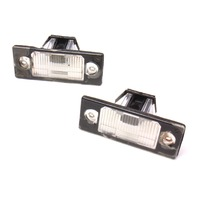 License Plate Trunk Lights Lamps 99-05 VW Jetta MK4 Passat Wagon - 1J5 943 021