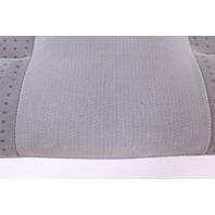Rear Back Seat Cushion Foam & Cover 98-01 VW Passat B5 - Grey Cloth - Genuine
