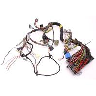 Dash Interior Wiring Harness & Fuse Box 81-84 VW Rabbit MK1 Diesel . 175 941 813