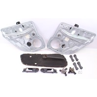 Manual Crank Window Conversion Swap Kit 99-05 VW Jetta Golf MK4 ~ Genuine Parts