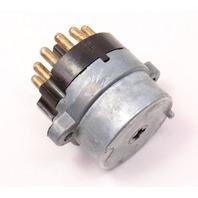 Ignition Switch 70-84 Porsche 911 912 930 - Genuine - 911 613 017 01