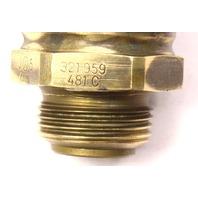 3-Pin Dual Thermo Temperature Sensor Switch VW Rabbit MK1 - 321 959 481 C