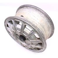"13"" Alloy Aluminum Wheel Rim 75-81 VW Scirocco MK1 . Genuine . 321 601 025 B"