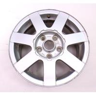 "15"" Stock Alloy Wheel Rim 98-01 VW Passat B5 7-Spoke - Genuine - 3B0 601 025 A"