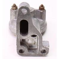 Oil Filter Housing Flange VW Jetta Rabbit Scirocco MK1 / Genuine / 055 115 417 A