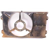 Metal Radiator Fan Shroud VW Rabbit GTI Jetta Scirocco Pickup MK1 A1 -