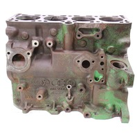 1.6 Diesel Cylinder Block 81-84 VW Rabbit Jetta Mk1 Dasher Audi CR - 068 103 011