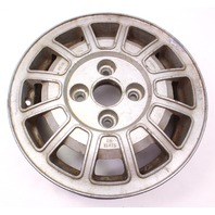 "13"" Alloy Aluminum Wheel Rim 75-81 VW Scirocco MK1 - Genuine - 321 601 025 C"