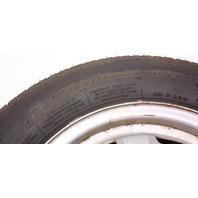 "13"" 4x100 Original Spare Wheel Rim & Tire VW Jetta Rabbit MK1 - Genuine"