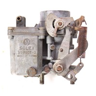 Solex Carburetor 30 PICT-2 68-69 VW Beetle Bus 1300cc to 1500cc Single Port