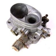 Throttle Body 76-77 VW Rabbit Scirocco MK1 1.6 - Genuine