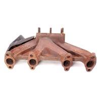 Early Dual Exhaust Manifold 75-80 VW Jetta Rabbit Diesel MK1 - 055 255 033 H