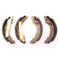 NOS Rear Brake Shoes 79-84 VW Rabbit MK1
