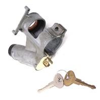 Ignition Collar Housing & Key 75-84 VW Rabbit GTI MK1 ~ Genuine ~ 171 905 851