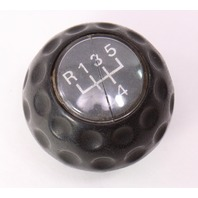 Golf Ball 5spd Shift Shifter Knob 75-93 VW Rabbit GTI Cabriolet MK1 ~ Genuine