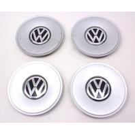 Wheel Center Hub Cap Cover Set 98-01 VW Passat B5  - Genuine - 3B0 601 149