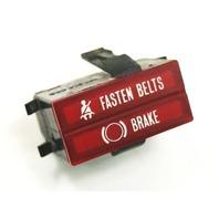 Dash Light Fasten Belts Brake 75-80 VW Early Rabbit MK1 - Genuine - 171 919 232