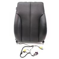 RH Front Black Vinyl Seat Back Rest Air Bag 06-10 VW Passat B6 - Genuine