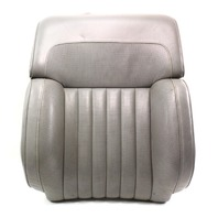 RH Front Grey Leather Seat Back Rest Foam & Cover 04-06 VW Phaeton 3D0 881 776 A
