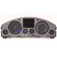 Gauge Cluster Speedometer 2004 04 VW Phaeton 4.2 V8 - Genuine - 3D0 920 981 A