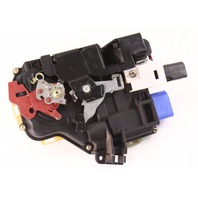 RH Front Door Latch Actuator Module 04-06 VW Phaeton - Genuine