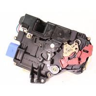LH Rear Door Latch Actuator Module 04-06 VW Phaeton - Genuine - 3D4 839 015 D