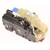 LH Rear Door Latch Actuator Module 04-06 VW Phaeton - Genuine - 3D4 839 015 D