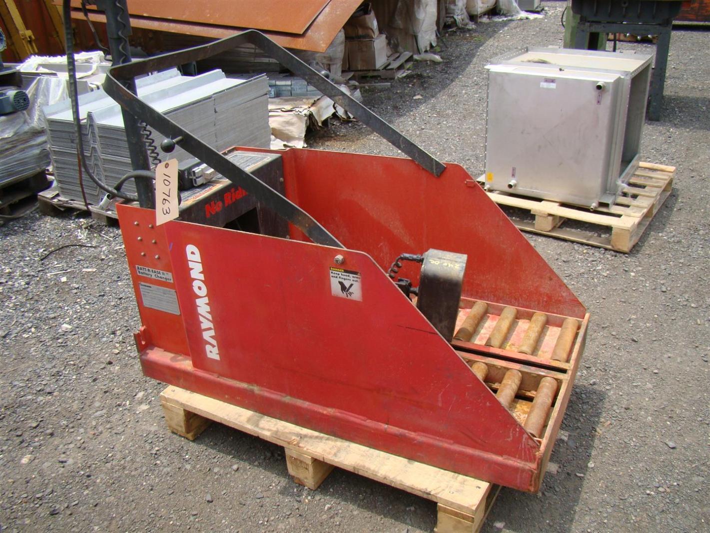 Raymond Batt R Ease Ii Electric Forklift Battery Charger 24v 3000 Lb Wiring Diagram