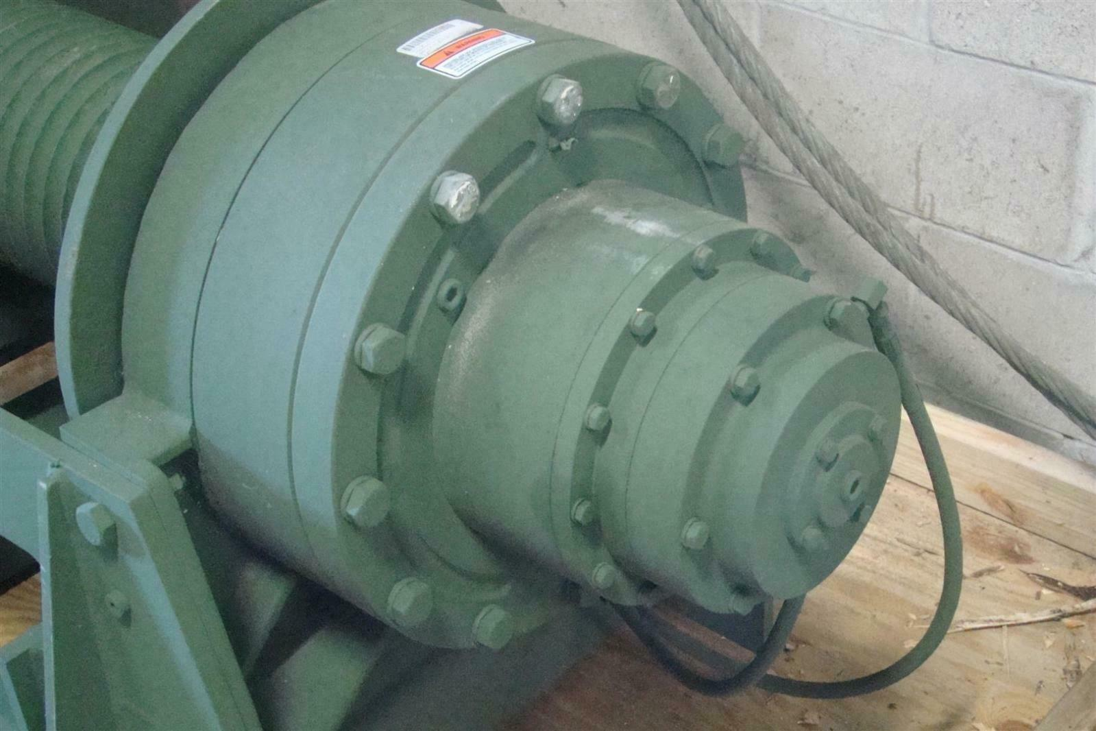 Dp Manufacturing Hydraulic Winch 60 000 Capacity 51022 1 Ebay