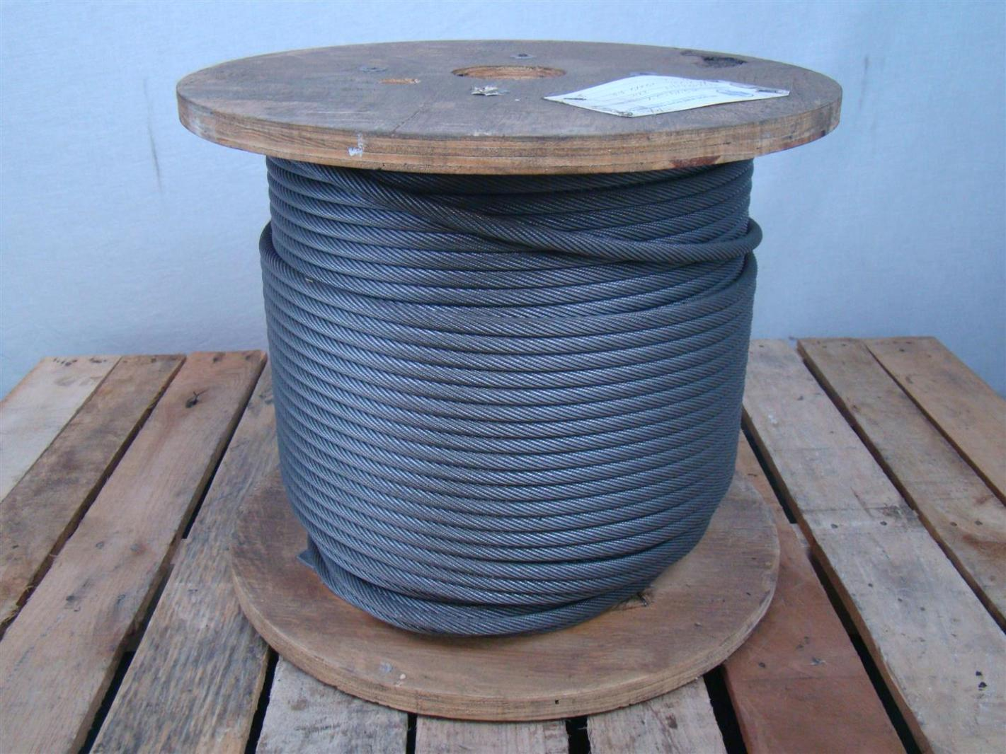 Nelson Wire Rope 3/8\