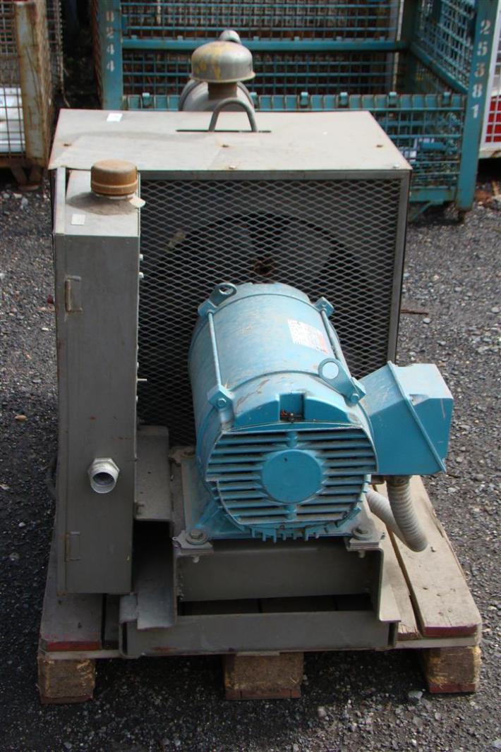 Worthington 30 HP 3 Phase Monorotor Air Compressor 30-RS-120-B | eBay