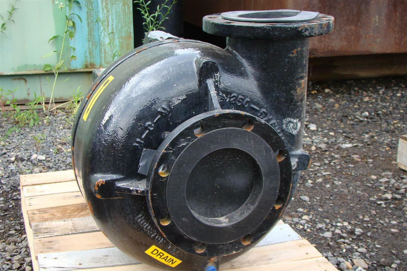 Details about O'Drill MCM Centrifugal Pump 5x6x11 MCM 250X Series