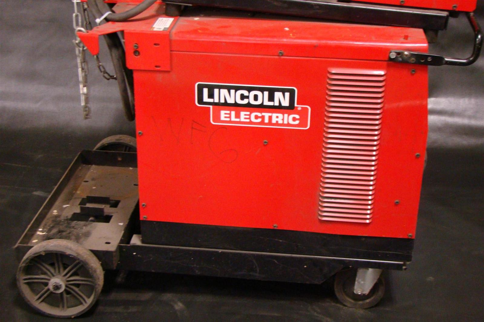 machine cooled view lf dc used attachment with welder electric lincoln mig water welding portfolio welders idealarc