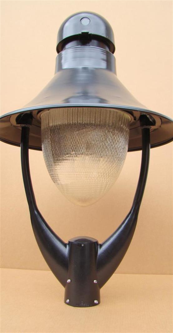 Holophane Glaswerks Ii Decorative Street Light Post Light