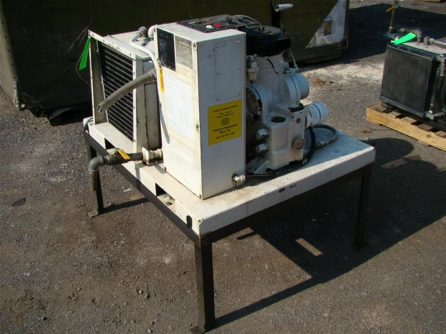 Details about Ingersoll Rand Rotary Screw 94cfm Air Compressor SSR-EP25U