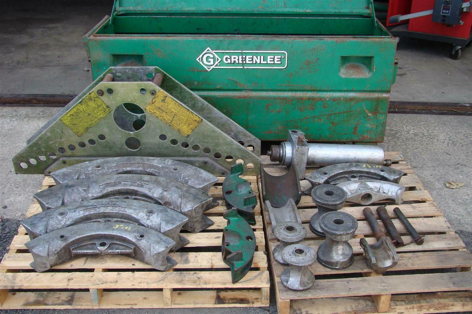 Handheld bending machine / manual / for aluminum profiles.