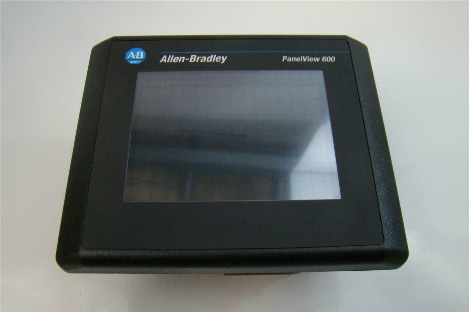 Allen-Bradley 24VDC 24W PanelView 600 2711-T6C20L1