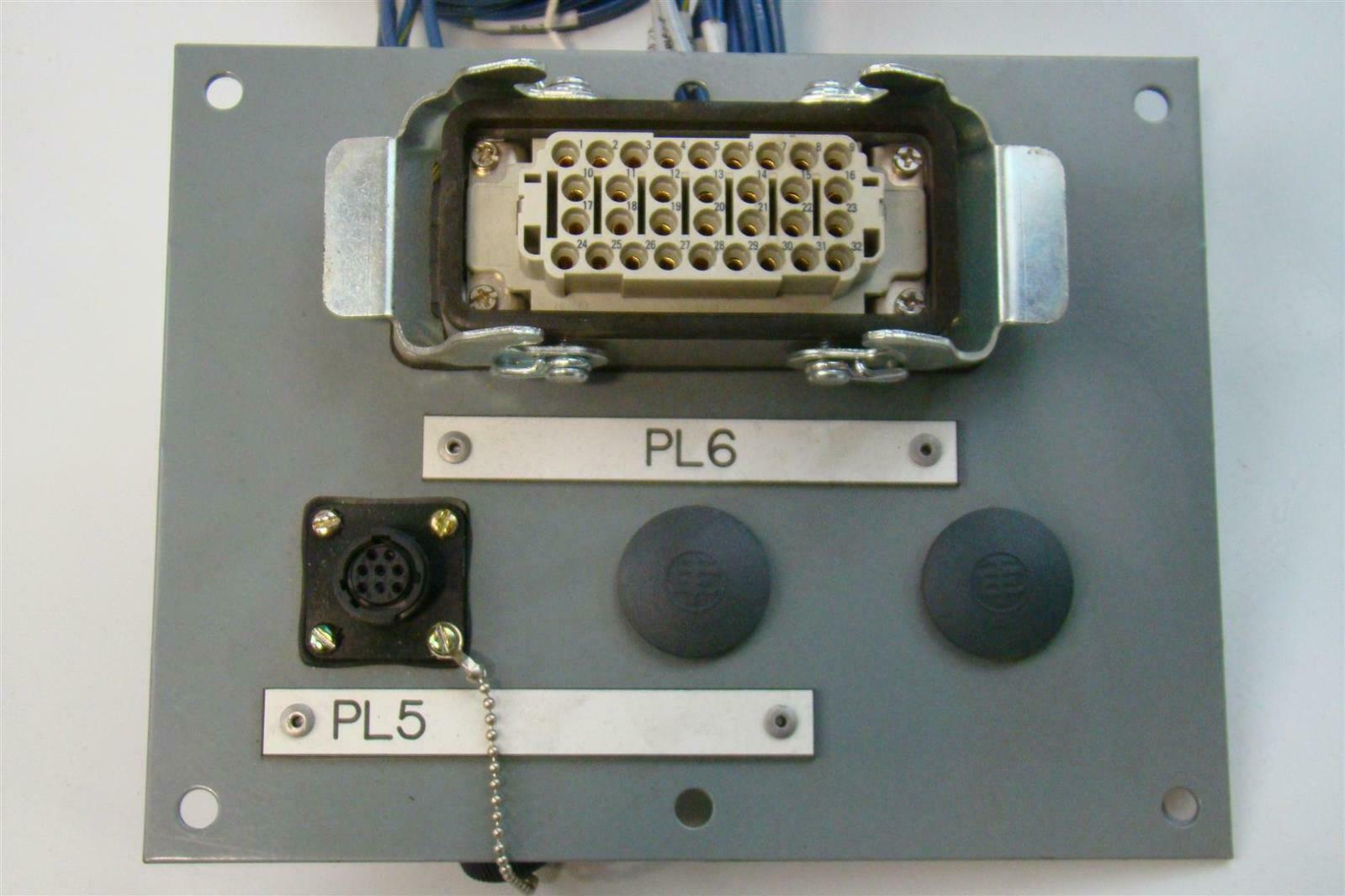 Electric Panel Robotic Interface Pug | eBay