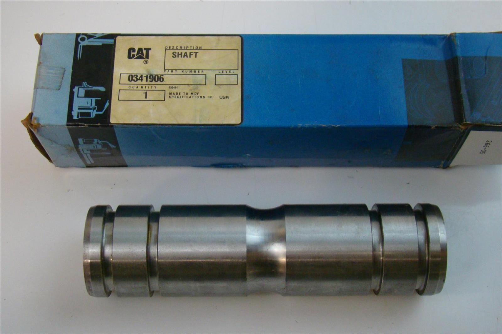 CAT Shaft OEM NOS CAT Lift Truck Forklift 0341906