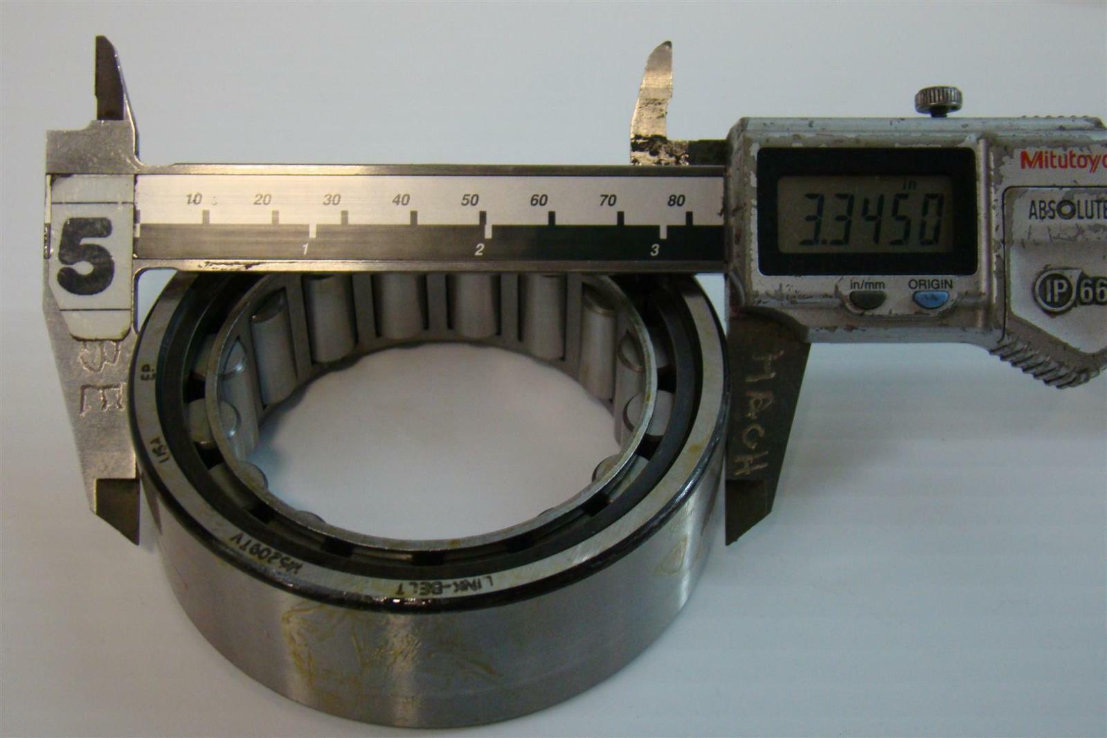 Rexnord Link-Belt Bearing M5209TV