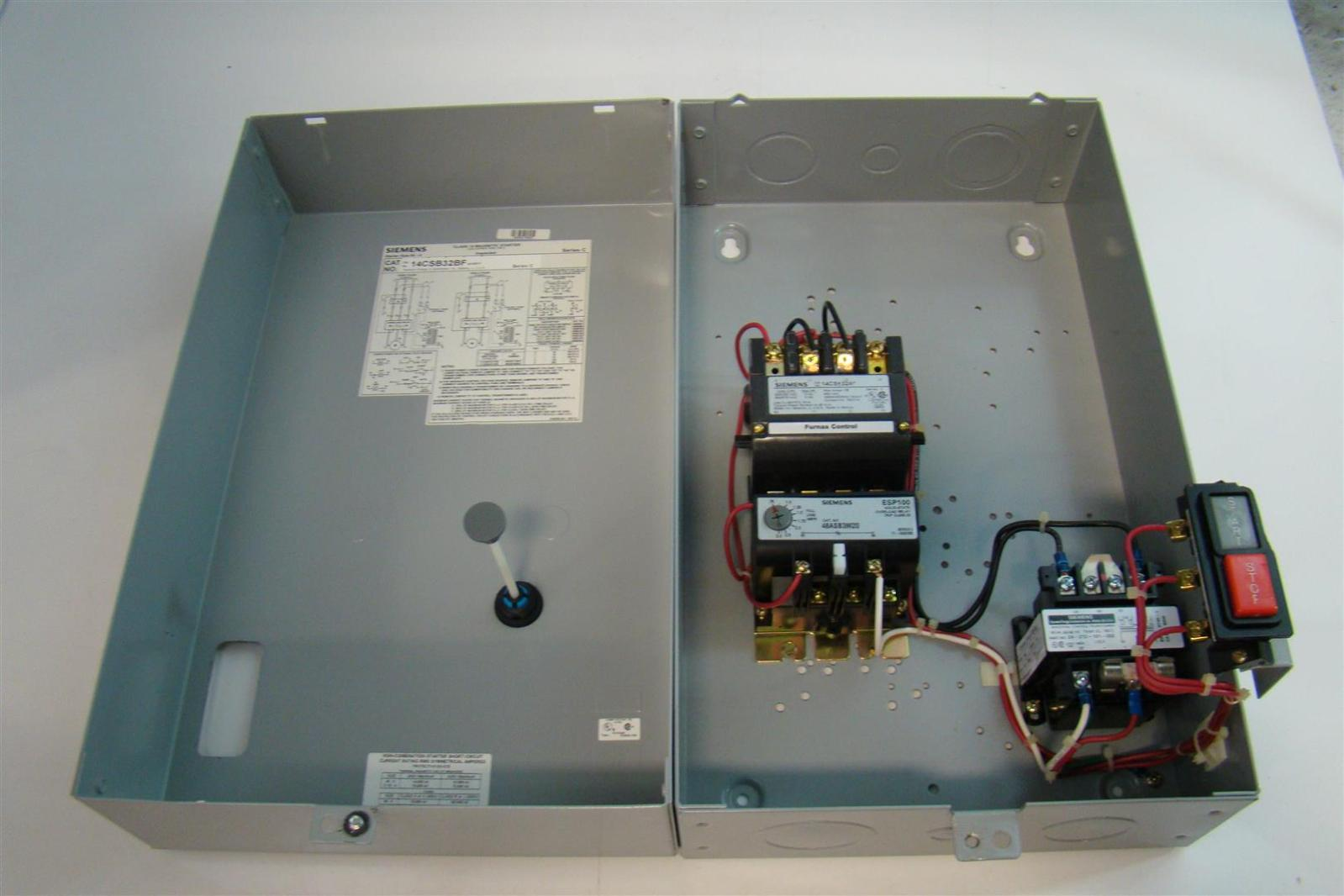 Exelent Magnetic Contactor Wiring Motif - Wiring Standart ...