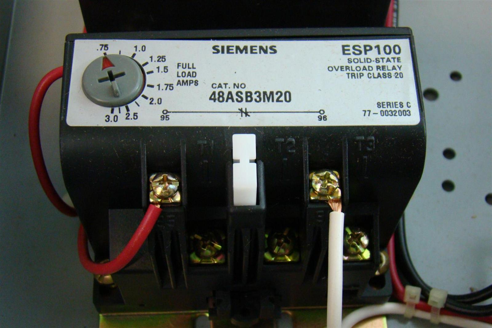 Siemens heavy duty motor starter class 14 magnetic starter 3ph 200 siemens heavy duty motor starter class 14 magnetic starter 3ph 200230vac maxamp cheapraybanclubmaster Image collections